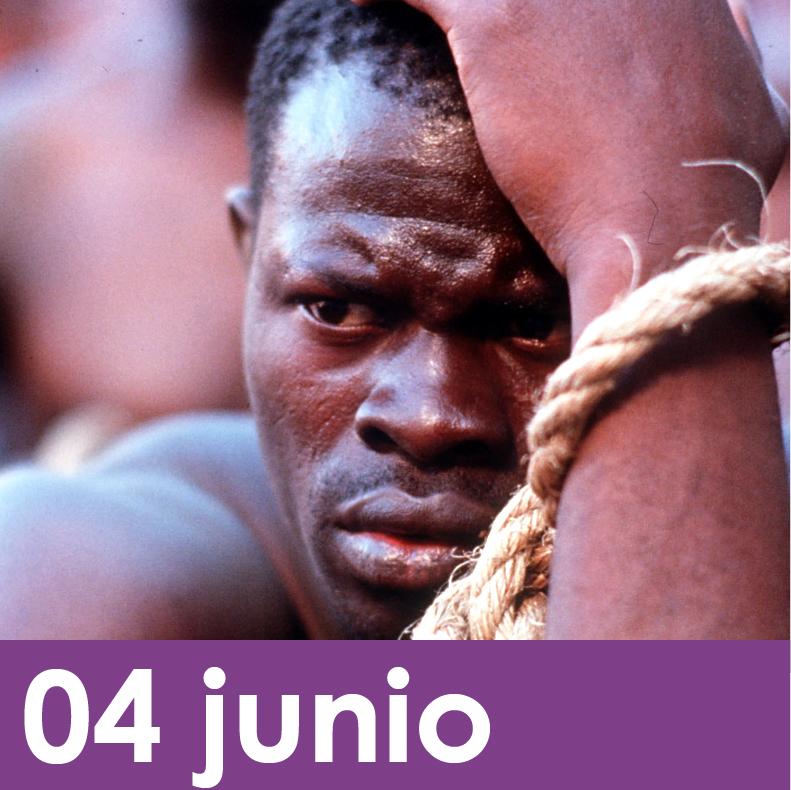 Cine CLub de la Aduana - AMISTAD¿Cuál Es El Plan?