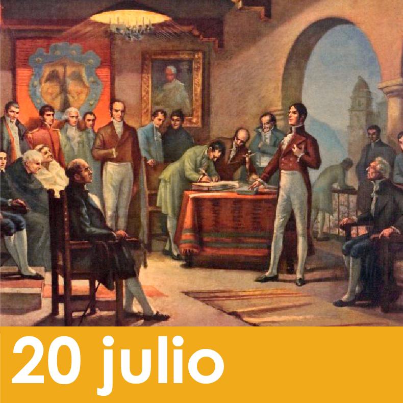 Mitos del 20 de Julio - ¿Cuál Es El Plan?