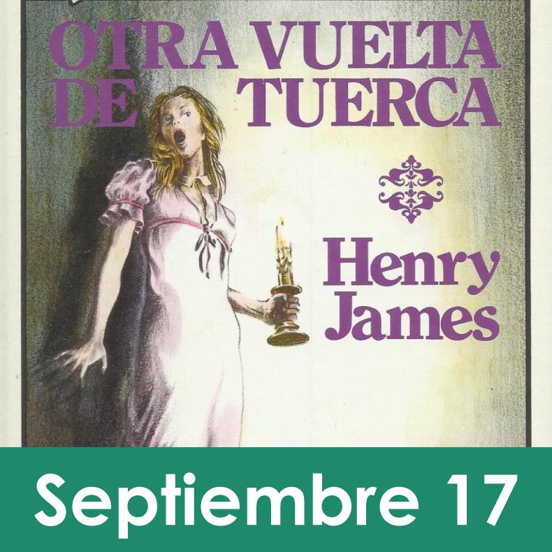 Henry James ¿Cuál Es El Plan?